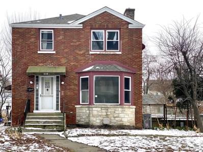 318 S Harvey Avenue, Oak Park, IL 60302 - #: 10634682