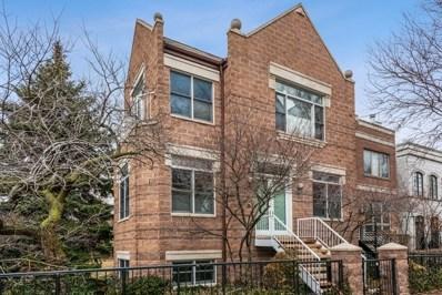 1916 N Wolcott Avenue, Chicago, IL 60622 - #: 10635224