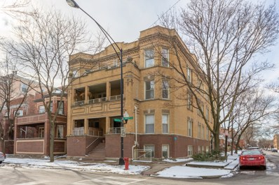 922 N OAKLEY Boulevard UNIT 2S, Chicago, IL 60622 - #: 10636062