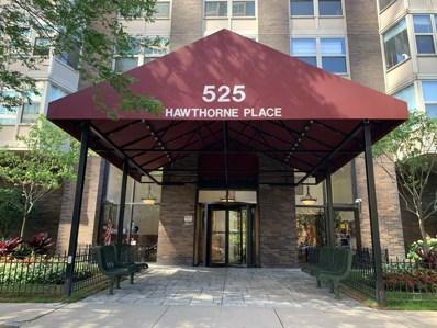 525 W Hawthorne Place UNIT 1608, Chicago, IL 60657 - #: 10636279