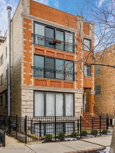 956 N LEAVITT Street UNIT 2, Chicago, IL 60622 - #: 10636326