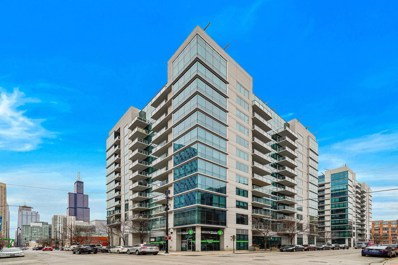 125 S GREEN Street UNIT 1201A, Chicago, IL 60607 - #: 10636493