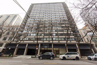 33 E Cedar Street UNIT 16G, Chicago, IL 60611 - #: 10636652