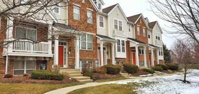 1215 Tuscany Drive, Streamwood, IL 60107 - #: 10636949