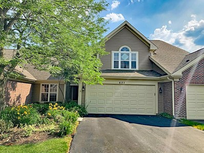 623 Clover Hill Lane, Elk Grove Village, IL 60007 - #: 10637270