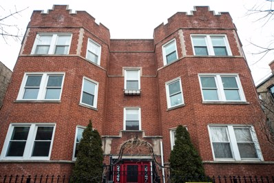 2747 N Spaulding Avenue UNIT 2, Chicago, IL 60647 - #: 10637615