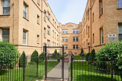 1622 W WALLEN Avenue UNIT 3N, Chicago, IL 60626 - #: 10637967