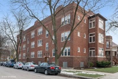 3753 W Byron Street UNIT 3, Chicago, IL 60618 - #: 10638104