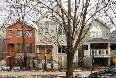1747 N Campbell Avenue UNIT 2, Chicago, IL 60647 - #: 10638217
