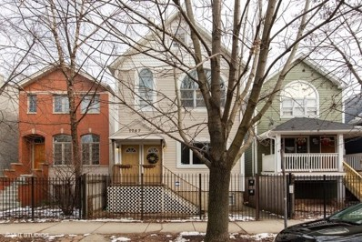 1747 N Campbell Avenue UNIT 2, Chicago, IL 60647 - #: 10638217