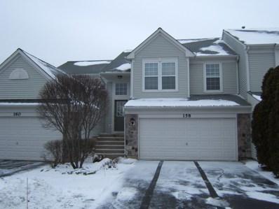 158 W Buckingham Drive, Round Lake, IL 60073 - #: 10638398