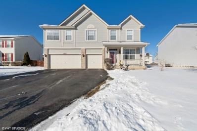 584 W FAIRBORN Lane, Round Lake, IL 60073 - #: 10638651