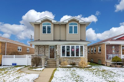 5752 S Mason Avenue, Chicago, IL 60638 - #: 10639167
