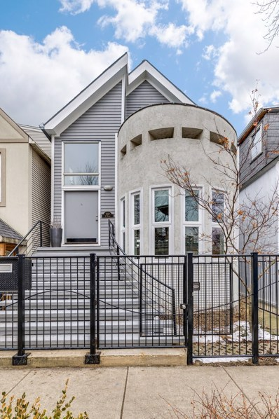 3117 N HOYNE Avenue, Chicago, IL 60618 - #: 10639342