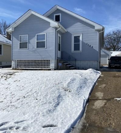 1105 Homer Avenue, Aurora, IL 60505 - #: 10639462