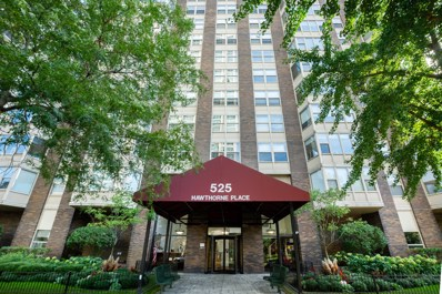 525 W Hawthorne Place UNIT 603, Chicago, IL 60657 - #: 10639540