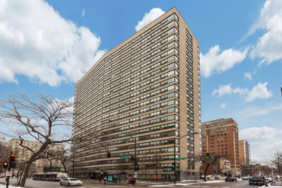 2930 N Sheridan Road UNIT 1411, Chicago, IL 60657 - #: 10639941