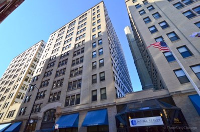 740 S Federal Street UNIT 202, Chicago, IL 60605 - #: 10639942