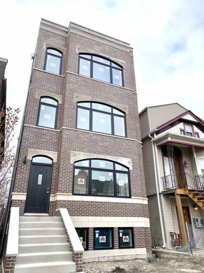 824 S Bell Avenue UNIT 3, Chicago, IL 60612 - #: 10640030