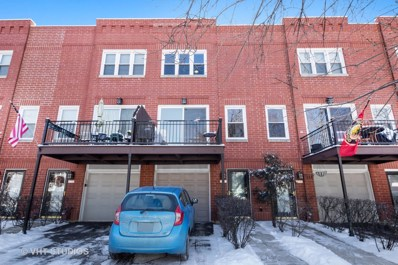 1833 W Oakdale Avenue UNIT C, Chicago, IL 60657 - #: 10640097