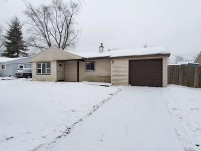 33 Cardinal Lane, Carpentersville, IL 60110 - #: 10640249