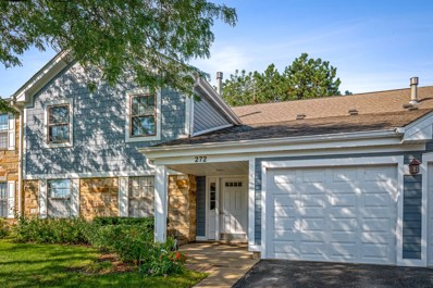 272 Elmwood Lane UNIT D2, Schaumburg, IL 60193 - #: 10640327