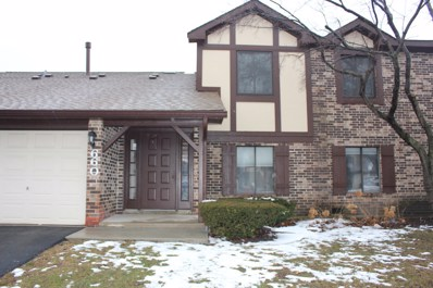 660 Cross Creek Drive UNIT B1, Roselle, IL 60172 - #: 10640341