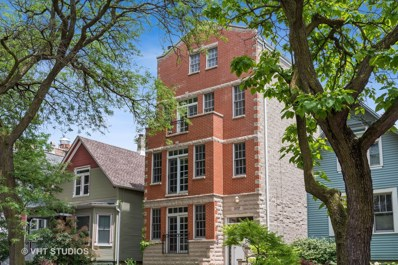 3137 N Seminary Avenue UNIT 3, Chicago, IL 60657 - MLS#: 10640681
