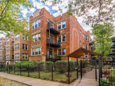 1645 W PRATT Boulevard UNIT 3A, Chicago, IL 60626 - #: 10640907