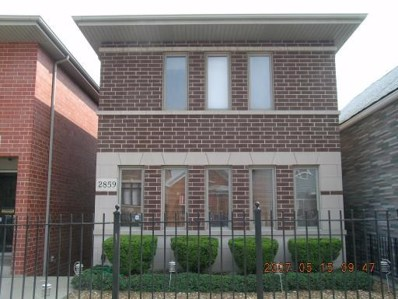 2859 S KEELEY Street, Chicago, IL 60608 - #: 10641081