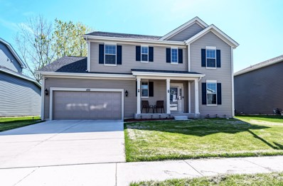 473 S Stone Bluff Drive, Romeoville, IL 60446 - #: 10641267