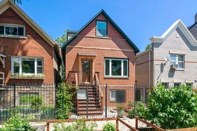 2526 W Haddon Avenue, Chicago, IL 60622 - #: 10641279