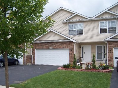 1513 Scarlett Way, Woodstock, IL 60098 - #: 10641359