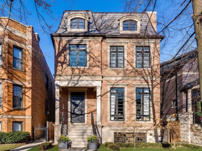 1906 W Bradley Place, Chicago, IL 60613 - #: 10641367