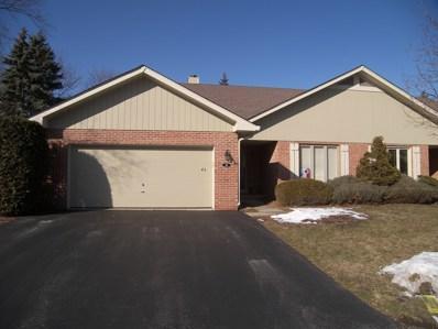 46 ROYAL Lane, Bloomingdale, IL 60108 - #: 10641536
