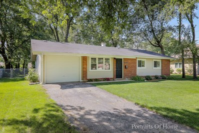 575 Kingman Lane, Hoffman Estates, IL 60169 - #: 10641809