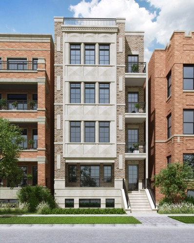 742 W Buckingham Place UNIT 1, Chicago, IL 60657 - #: 10641966