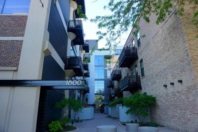 1800 W Grace Street UNIT 424, Chicago, IL 60613 - #: 10642022