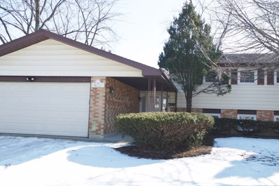435 W NEWPORT Road, Hoffman Estates, IL 60169 - #: 10642310