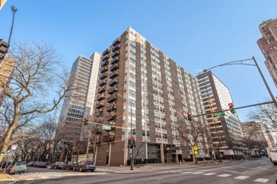 3033 N SHERIDAN Road UNIT 803, Chicago, IL 60657 - #: 10642486