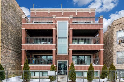 2506 N Rockwell Street UNIT 3S, Chicago, IL 60647 - #: 10642788
