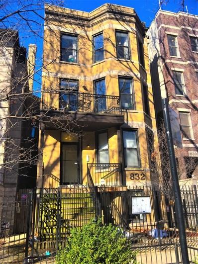 832 W Roscoe Street UNIT 1, Chicago, IL 60657 - #: 10643053