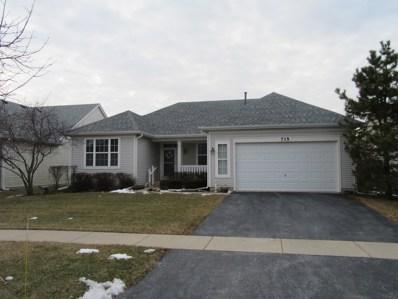 735 BOHANNON Circle, Oswego, IL 60543 - #: 10643100