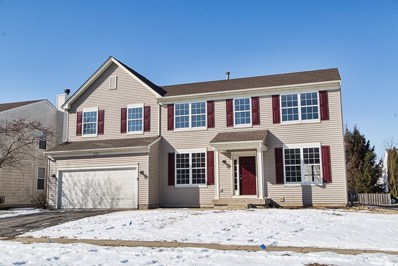 371 Gregory M Sears Drive, Gilberts, IL 60136 - #: 10643492