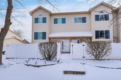 362 Park Ridge Lane UNIT E, Aurora, IL 60504 - #: 10643787