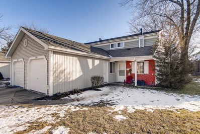 1997 Raleigh Place, Hoffman Estates, IL 60169 - #: 10644238
