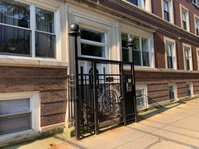 1017 W Winona Street UNIT G, Chicago, IL 60640 - #: 10644274
