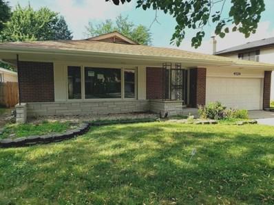 4124 Oakwood Lane, Matteson, IL 60443 - #: 10645102