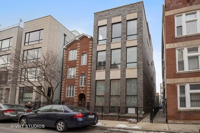 1525 W Fry Street UNIT 1, Chicago, IL 60642 - #: 10645759