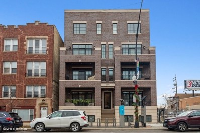 2341 W Roscoe Street UNIT 3E, Chicago, IL 60618 - #: 10645786